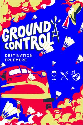 Ground Control : le bar éphémère libre et curieux revient à Paris