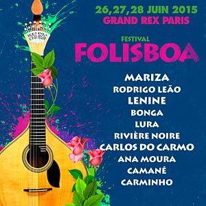 Festival Folisboa 2015 au Grand Rex de Paris