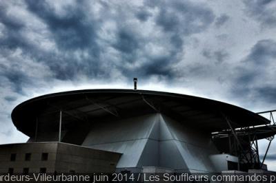 Art'r 2015 : Les Souffleurs Commandos Poétiques à Paris