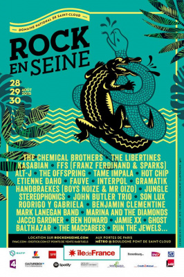 Rock en Seine 2015 : 20 nouveaux noms à l'affiche !