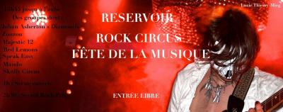 Fête de la Musique 2015 au Réservoir à Paris