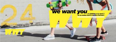 We Want You : clubbing et sport à Electric Paris