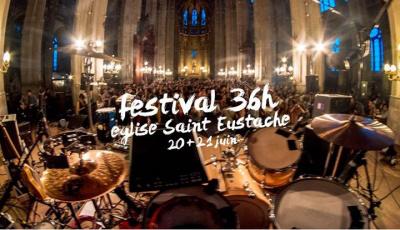 f te de la musique 2016 paris festival 36h saint eustache. Black Bedroom Furniture Sets. Home Design Ideas
