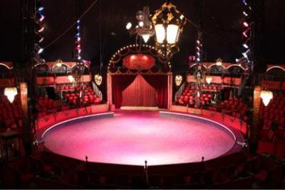 Kréatika 2015 au Cirque Diana Moreno-Rex Bormann