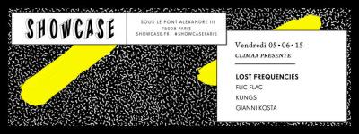 Climax au Showcase avec Lost Frequencies