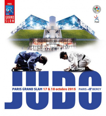 Judo : Paris Grand Slam 2015 à Bercy Arena