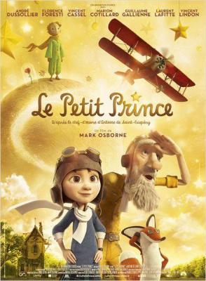 Le Petit Prince au cinéma : avant-première officielle au Grand Rex de Paris