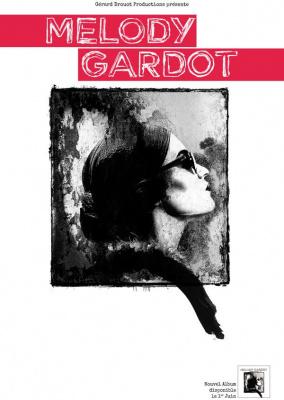 Melody Gardot en concerts à l'Olympia de Paris en juin et octobre 2015