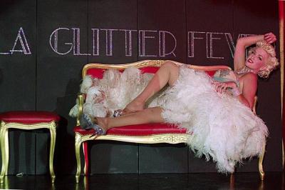 La Glitter Fever au Badaboum