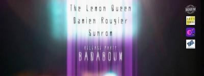 Release Party au Badaboum avec The Lemon Queen et Damien Rouger