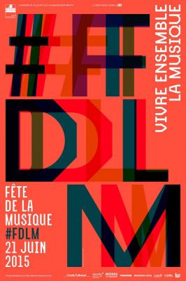 Fête de la musique 2015 à Aulnay-sous-Bois