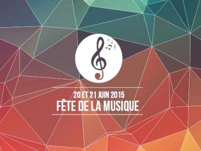 Fête de la Musique 2015 à Saint Germain-en-Laye
