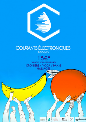 Les Courants Électroniques à Paris : gagnez vos places !