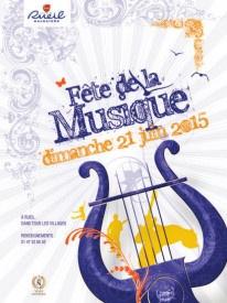 Fête de la Musique 2015 à Rueil-Malmaison