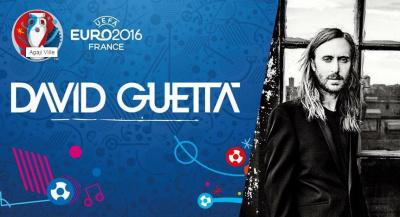 EURO 2016 : David Guetta en concert géant gratuit à la Tour Eiffel