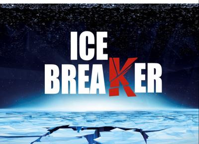 ICE BREAKER by POLIAKOV au Badaboum