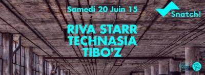 Riva Starr et Technasia au Zig Zag Club