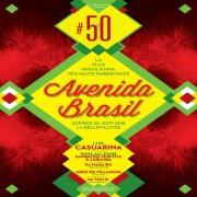 Avenida Brasil #50 à La Bellevilloise