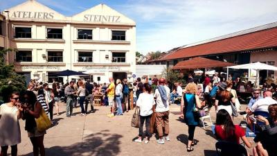 Sonnenkönig : le bar éphémère des Puces de Saint Ouen