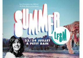 Summer LFSM 2015 à Petit Bain