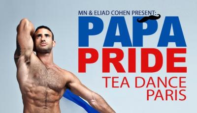 Papa Pride Tea Dance au Yoyo