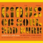 Free Your Funk à la Bellevilloise : Kings of Soul & Funk