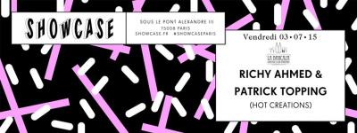 La Barcaza invite Richy Ahmed et Patrick Topping au Showcase
