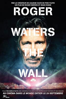 Roger Waters The Wall au cinéma : séance unique le 29 septembre 2015