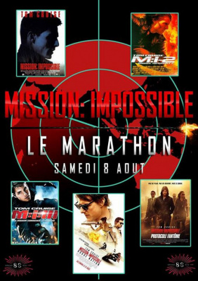 Marathon Mission Impossible au Grand Rex de Paris