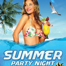 Summer Party Night au Blok Paris