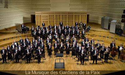 14 juillet 2015 à Paris : Concert gratuit de La Musique des Gardiens de La Paix