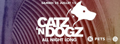 Catz'n Dogz All Night Long au Zig Zag Club