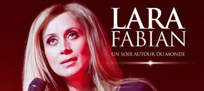 Lara Fabian à La Géode : un soir autour du monde