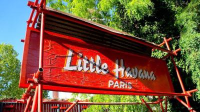 Little Havana Paris : closing Party au Café A