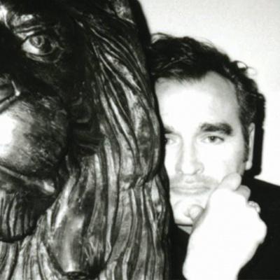 Morrissey en concert à l'Olympia de Paris en septembre 2015
