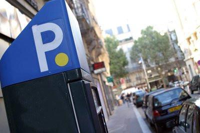 Stationnement payant à Paris au mois d'août