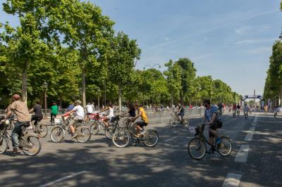 Journée sans voiture à Paris : les quartiers interdits à la circulation