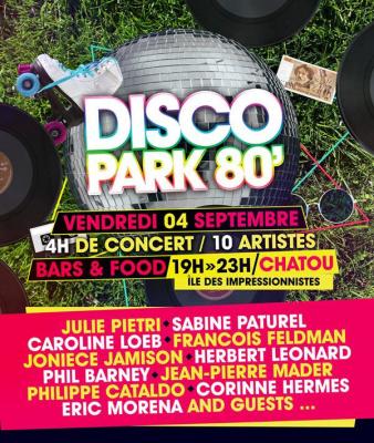 Disco Park 80 à Chatou