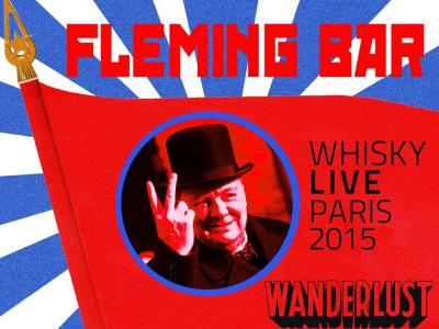 Whisky Live Paris 2015 : les bars éphémères