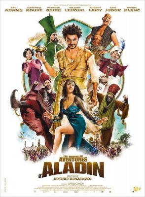 Les nouvelles aventures d'Aladin en avant-première au Grand Rex de Paris