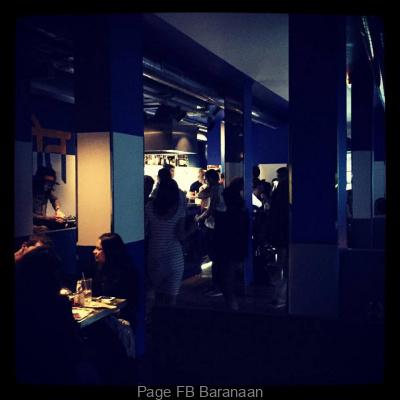 Baranaan : nouveau bar speakeasy à Paris