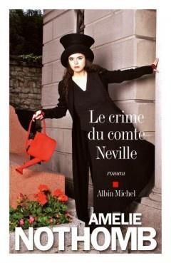 Amélie Nothomb en rencontre et dédicace à la Fnac des Ternes