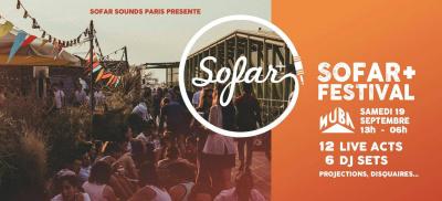 Sofar + Festival au Nüba