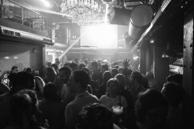 Le Midday Club au Café de La Presse