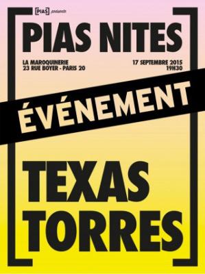 TORRES + TEXAS à La Maroquinerie : on y était, on vous raconte