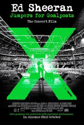 "Ed Sheeran : ""Jumpers For Goalposts"" au cinéma"