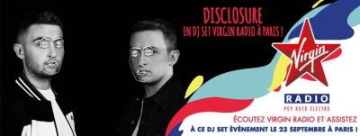 Disclosure en DJ Set au Faust : gagne ta place !