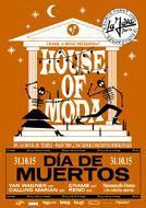 Halloween 2015 à La Java : House of Moda, spéciale Dia de Muertos
