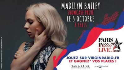 Paris in Live au Bus Palladium avec Madilyn Bailey : gagne ton invit