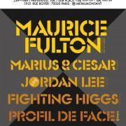SodaSound Party à La Bellevilloise avec Maurice Fulton
